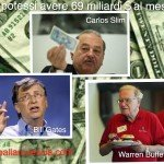 Gli uomini più ricchi del mondo secondo Forbes