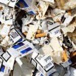 Ecco il mix terribile delle sigarette contraffatte