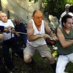 Il tiro alla fune europeo