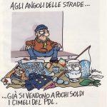 Vignetta: Berlusconi e il Pdl