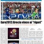 """Euro 2012: E se la Grecia vincesse di """"Rigore""""?"""