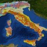 La nuova carta geologica d'Italia