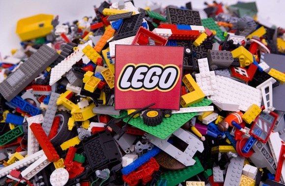 pneumatici Lego