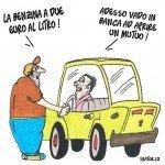 Caro benzina?Facciamo il pieno in Venezuela
