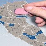 Cancellare le inutili Province