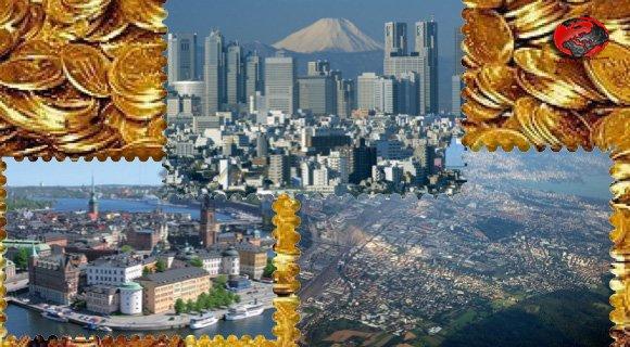 La classifica delle citt pi care del mondo e dei salari for Le migliori citta del mondo