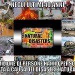 Allarme disastri naturali: nel 2015 a rischio 375 milioni di persone