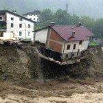 Oltre 5 milioni di italiani vivono in zone a rischio alluvioni