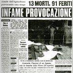 12 dicembre 1969 Infame Provocazione
