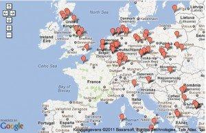 Le 50 nuove centrali elettriche a carbone