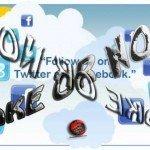 Le anime fake di Facebook e Twitter