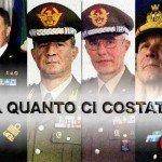 """Il Bengodi continua: La casta dei """"burocrati indispensabili"""" e dei militari"""