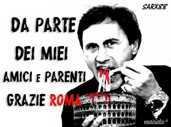 Elezioni Comunali Roma-Alemanno-Roma-parentopoli