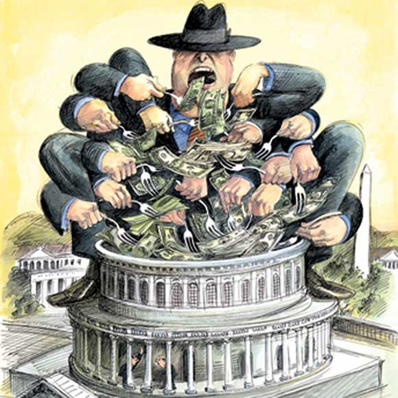 Lobbying-Lobby