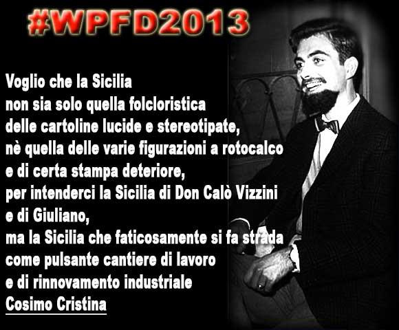#WPFD-2013-Cosimo-Cristina--Giornata-internazionale-della-libertà-di-stampa
