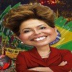 In Brasile continua la protesta, nonostante il discorso del presidente Dilma Rousseff