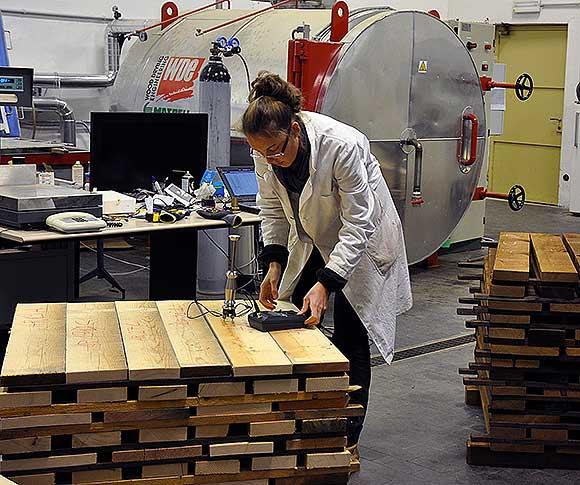 legno Termovuoto