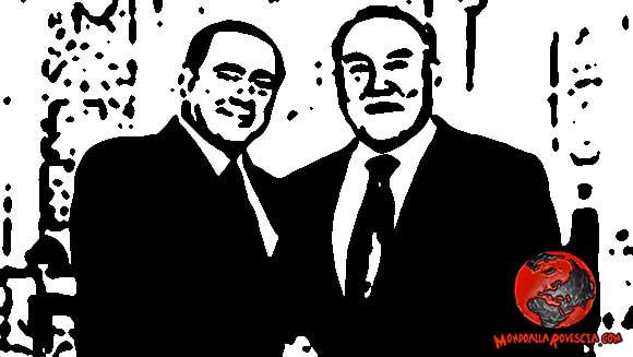 Berlusconi e Nazarbay