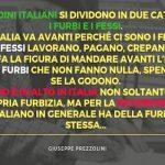 Codice della vita italiana….nulla è cambiato