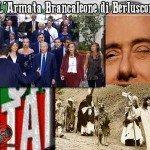 L'Armata Brancaleone di Berlusconi