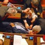 """XVII legislatura: Statistiche su """"l'estenuante attività legislativa"""" del Senato"""