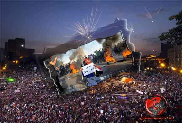 Rivoluzione in Egitto