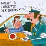 Italiani collezionisti di multe