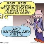 Record italiano: Negli ultimi 40 anni l'Iva è aumentata 8 volte