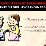 Quante sono le colf e le badanti in Italia? Ecco chi cura l'Italia che invecchia