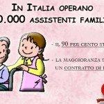 830.000 badanti in Italia, il 90 per cento straniere e senza contratto