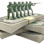 L'Italia spende in armi 27 miliardi di euro all'anno