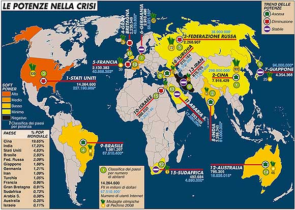 potenze crisi