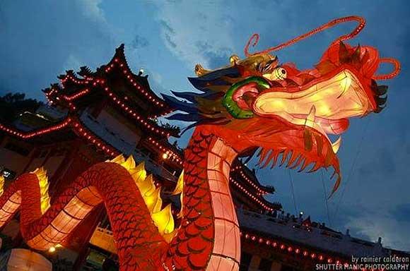 Cina-Dragone