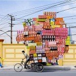 In futuro il 51% del trasporto merce si farà in bicicletta