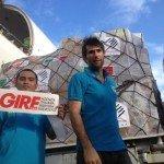 Filippine: Atterrato il primo cargo di aiuti umanitari dall'Italia