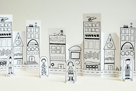 bambini-carta