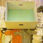 Il pacco maternità del governo finlandese? Una scatola di cartone