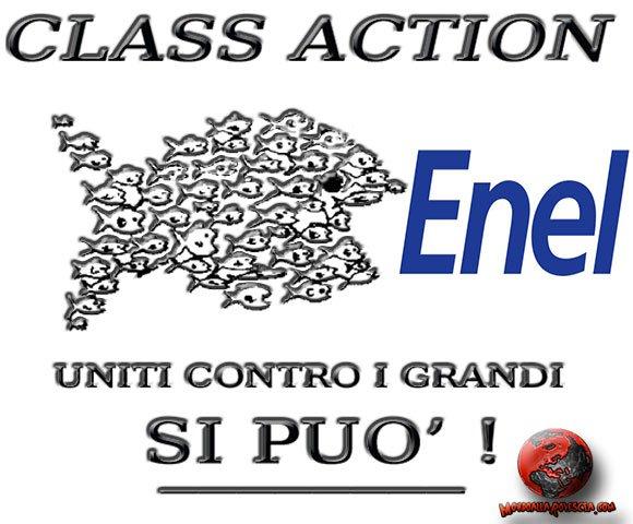 Enel-class-action-azione-di-classe-Truffa-Contatori-Enel