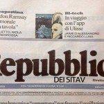 """Il conflitto di interessi tra """"La Repubblica"""" e la TAV"""