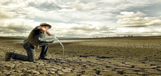 scarsità acqua nel mondo