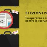 Contro la corruzione in Europa, nelle Regioni e in Comune