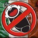 Italia vietata ai bambini