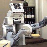 Il cyber-cuoco, il primo robot che capisce il linguaggio umano