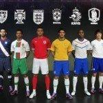 Mondiali 2014: Dieci nazionali 'green', in campo con divise riciclate