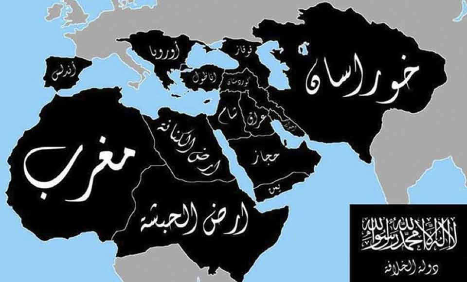 Isis mappa