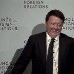 Renzi tu vuò parlare l'americano