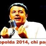 I finanziatori di Renzi