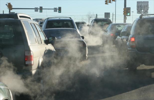 carbonio-inquinamento