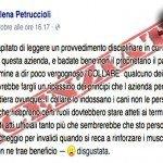 Licenziata dalla Nestlè per un post su Facebook