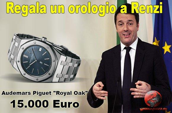 Renzi-orologio